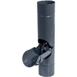 Łapacz deszczówki Ø90 mm Antracyt 036