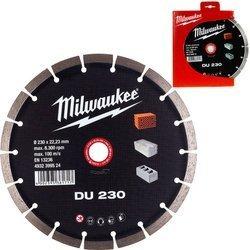 Tarcza diamentowa DU 230 do betonu Milwaukee