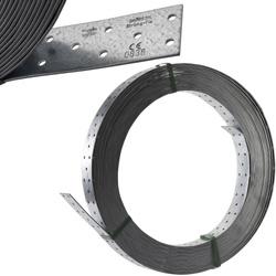 Taśma perforowana stalowa Simpson 40x2mm 25m