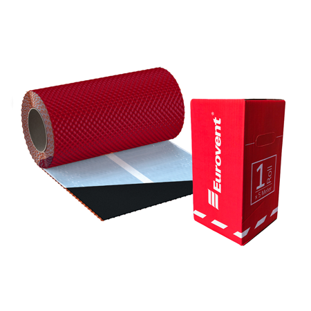 Taśma Kominowa Aluminiowa FLEX 3D 30cm x 5mb Wiśnia
